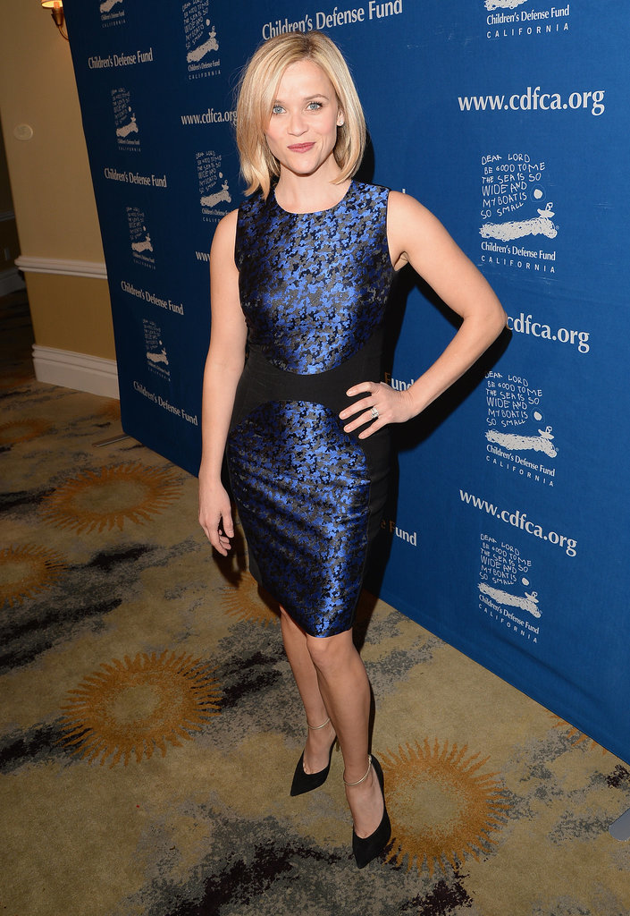 Reese Witherspoon in Michael Kors at 2014 Beat the Odds Awards