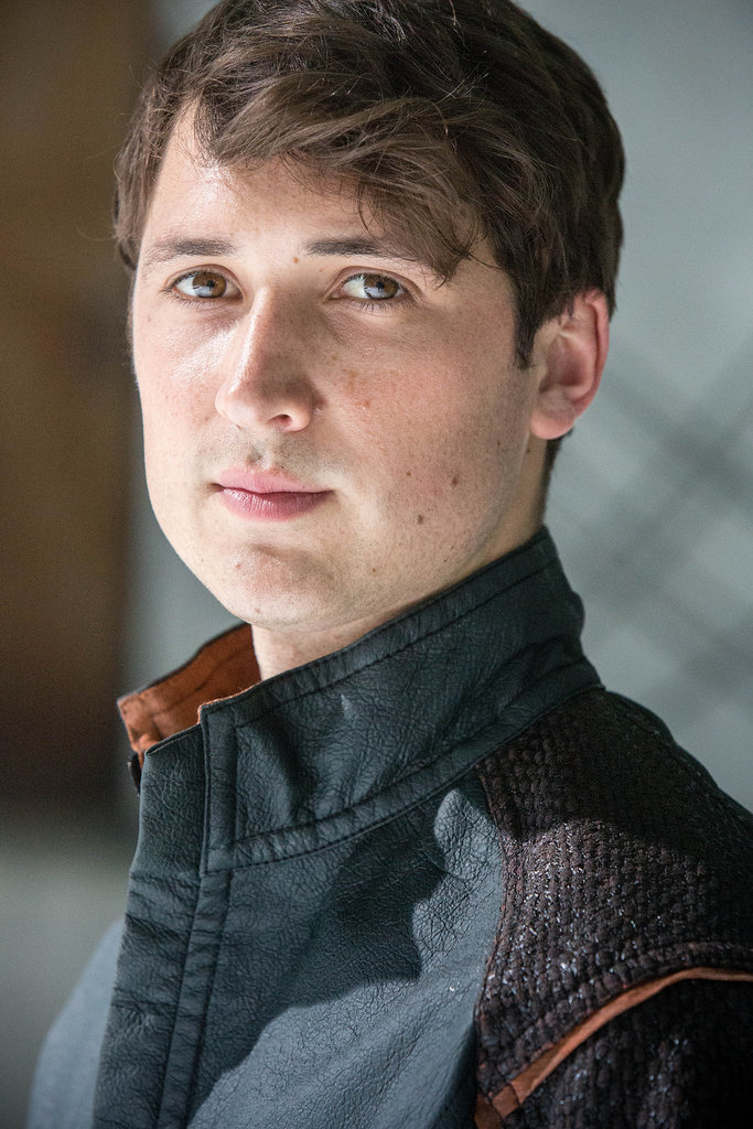 Ben Lloyd-Hughes plays Will.