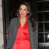 Facts And Bio George Clooney's Fiancee Amal Alamuddin