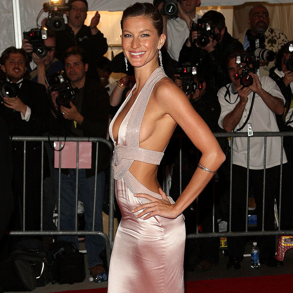 You KNOW Gisele Wore Some Sexy Looks in That House!