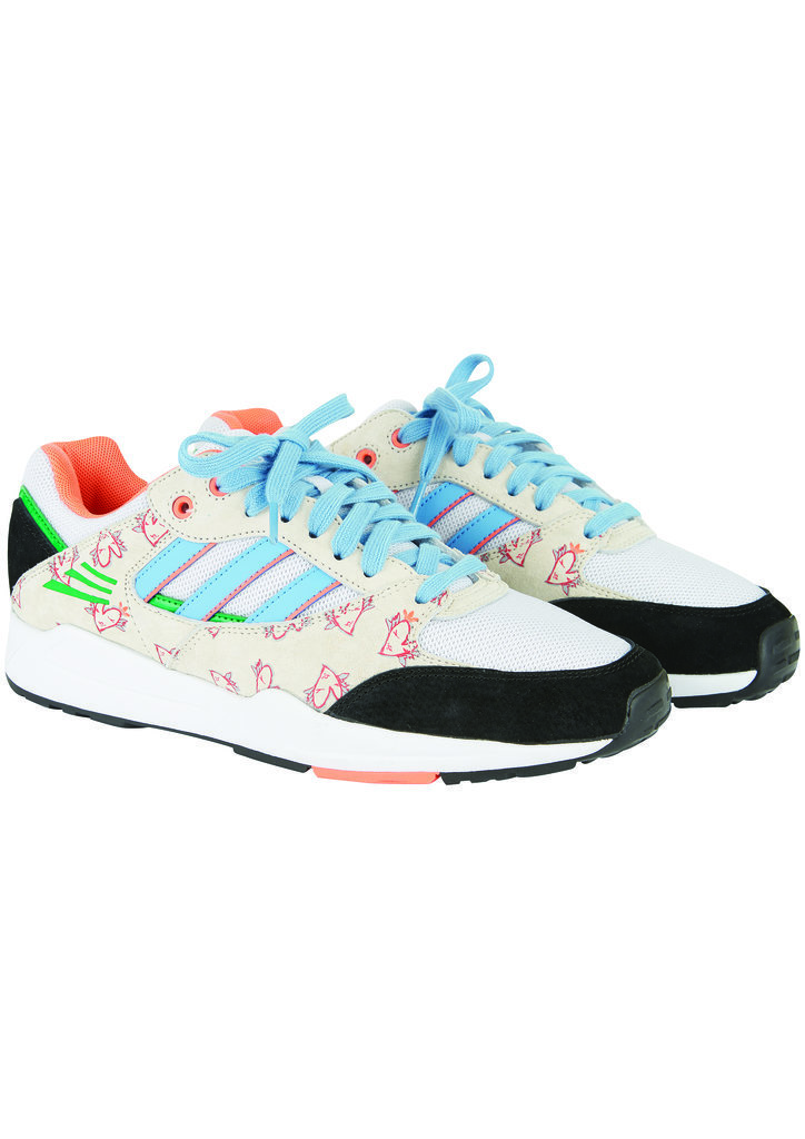 Topshop x Adidas Originals Tech Super Sneakers