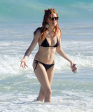 Sienna Miller hit up Mexico in January 2014.
