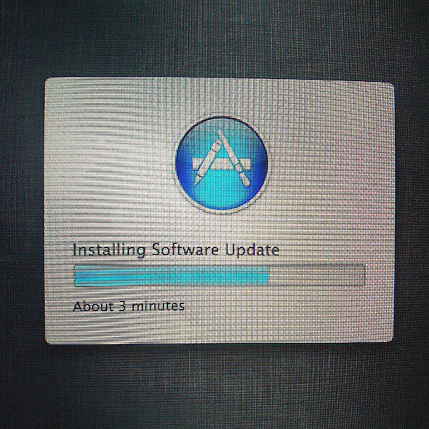 Don't click away — perform those computer system updates!  Source: Instagram user jaren134