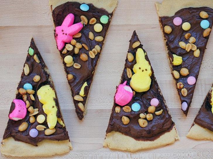 Dessert Peep-za