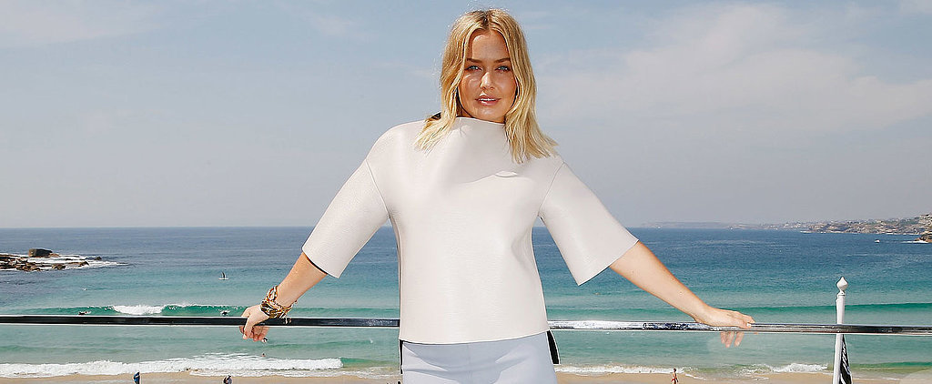 Recap Lara Bingle's Love Affair With Australian Designers