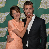 Cute Shailene Woodley and Theo James Pictures