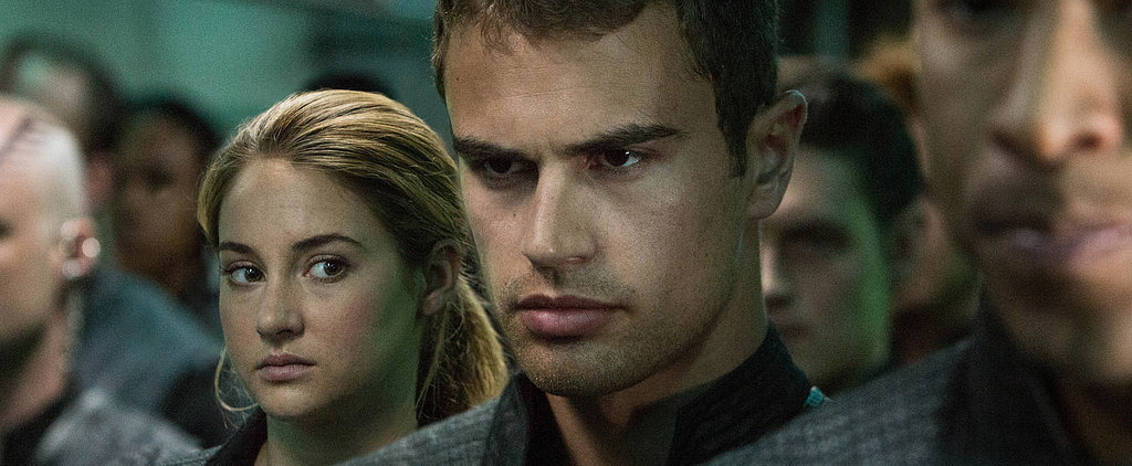 Where You've Seen the Cast of Divergent Before