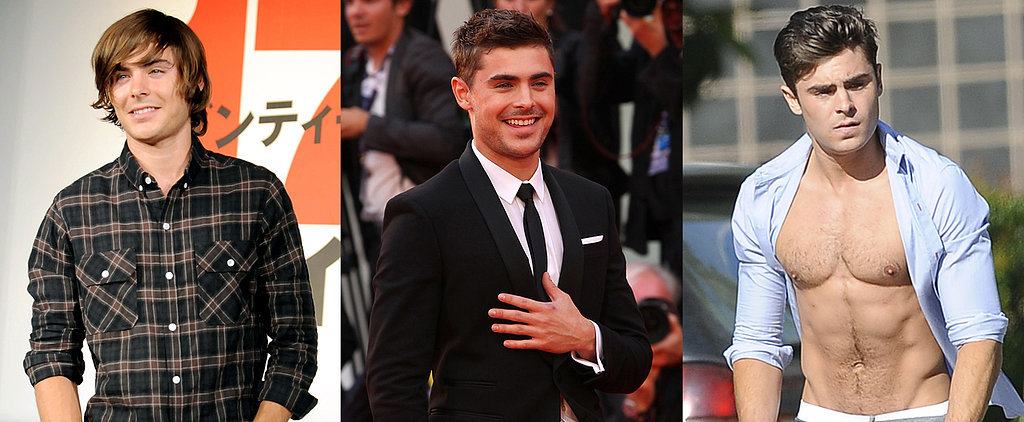 What It Feels Like to Crush on Zac Efron For a Decade