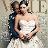 Twitter Reactions To Kim Kardashian & Kanye West Vogue Cover