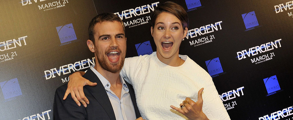 The Divergent Cast Dishes on Shailene's Hippie Habits