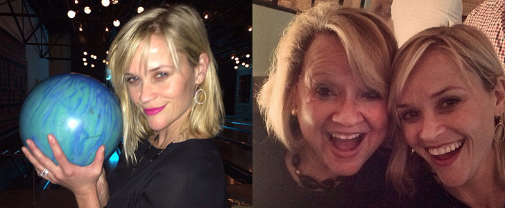 Reese Witherspoon's Latest Real-Life Role: Bowling Birthday Vixen!