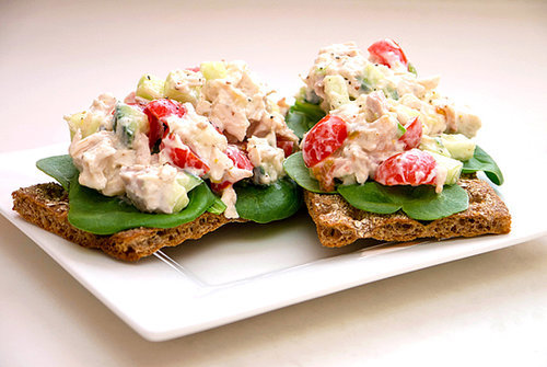 Light Summer Chicken Salad