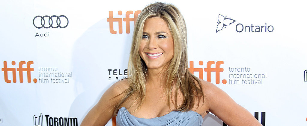 Find Out What Jennifer Aniston Took From the Friends Set