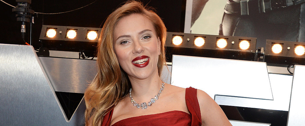 Scarlett Johansson Is Brainstorming Her Own Couple Nickname