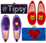 The Emoji Loafers and Clutches You Never Knew You Needed