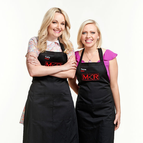 My Kitchen Rules Contestants Carly and Tresne Are a Couple