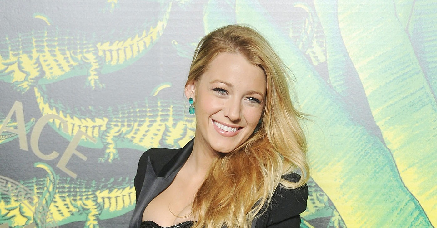 Blake Lively Jessica Alba Pictures at NY Versace For H+M ...