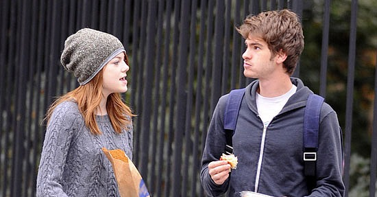 who is andrew garfield dating 2014 Emma stone and andrew garfield are back on emma stone still not talking about boyfriend andrew garfield 2014, in tokyo.