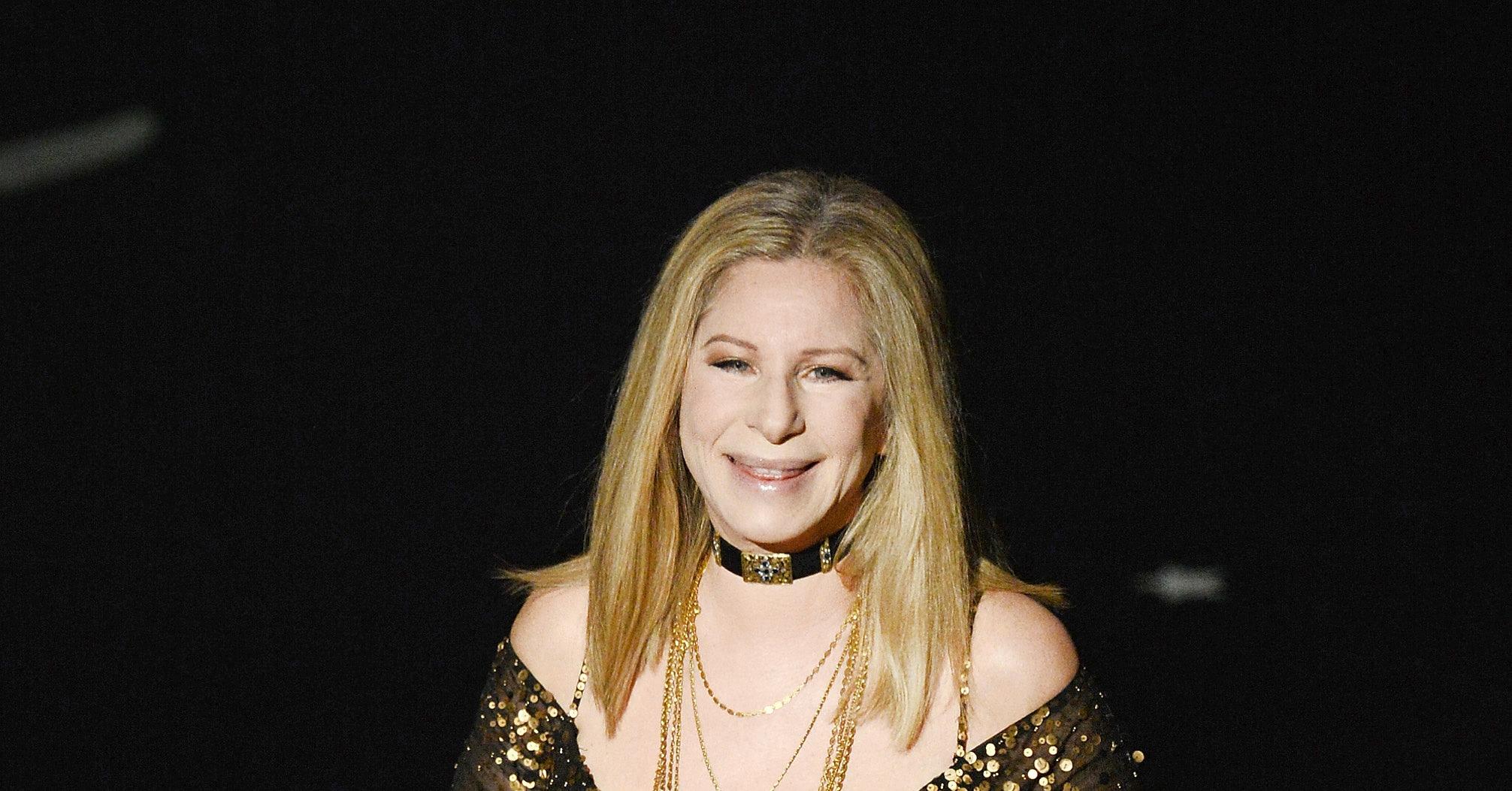 beautiful blonde hairstyles : Barbra Streisand Guilt Trip Hairstyle Barbra-streisand-sang-2013 ...