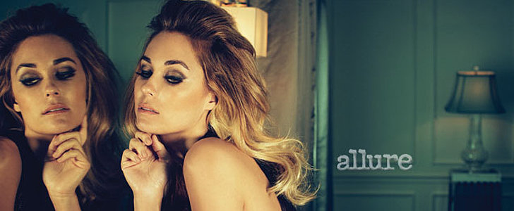 Is Lauren Conrad Finally Showing Us Her Darker Side?