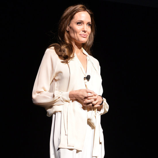 Angelina Jolie Pictures at 2014 CinemaCon