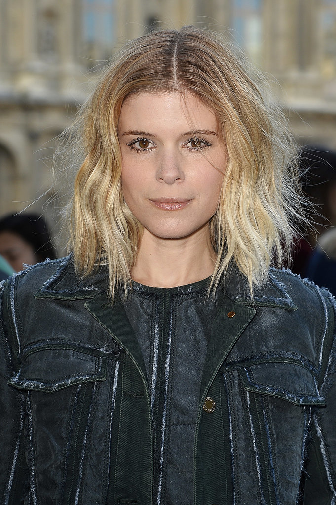 Kate Mara's Blond Bob