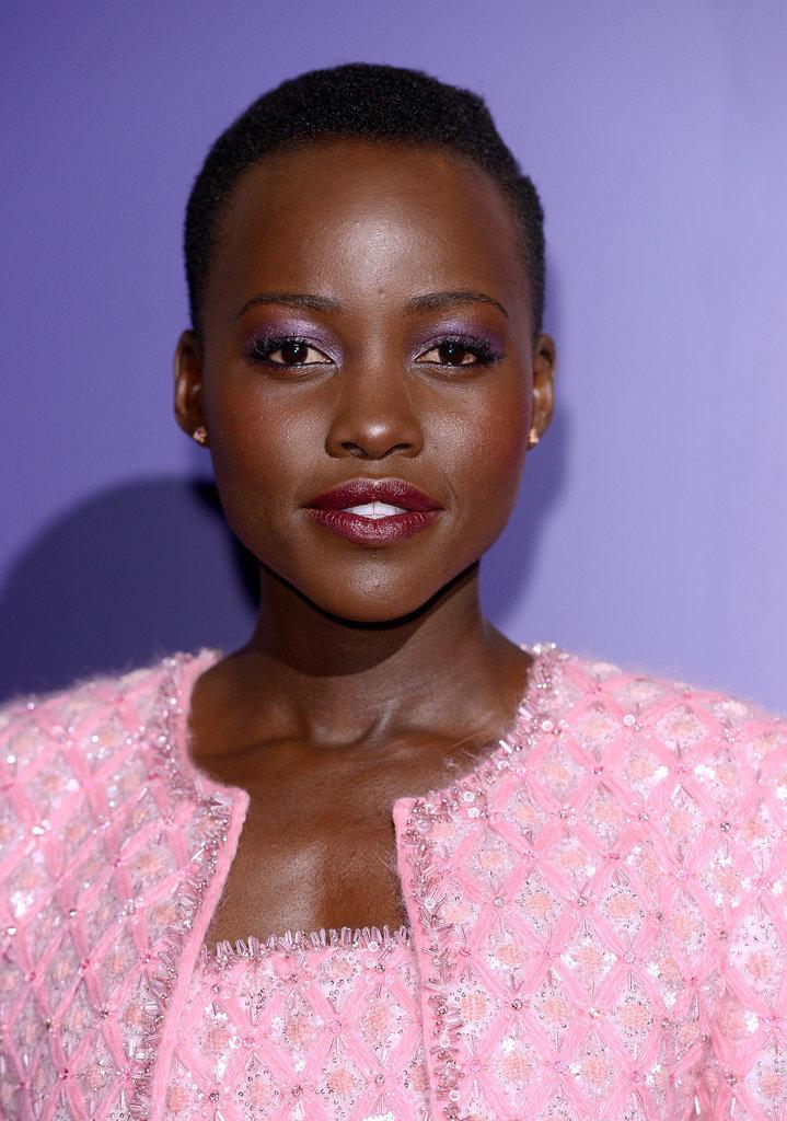 Lupita Nyong'o's Cropped Cut