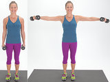 Circuit 3, Move 2: Lateral Raises