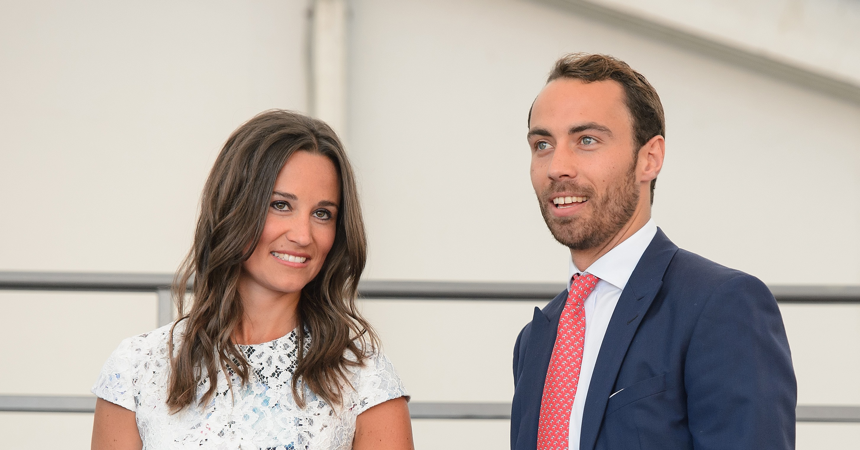 Kate Middleton siblings Pippa James sat royal box - Kate Middleton Royal Wedding