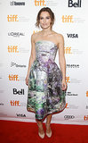Keira Knightley the 2013 Toronto Film Festival