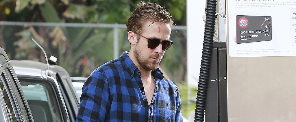 Ryan Gosling, It's Been a Long Month Without Your Face