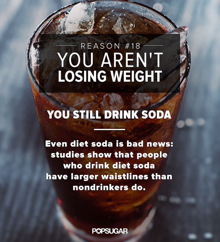 Stop Drinking Water Lose Weight