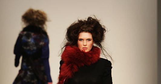 Air New Zealand Fashion Week 2008: Coco