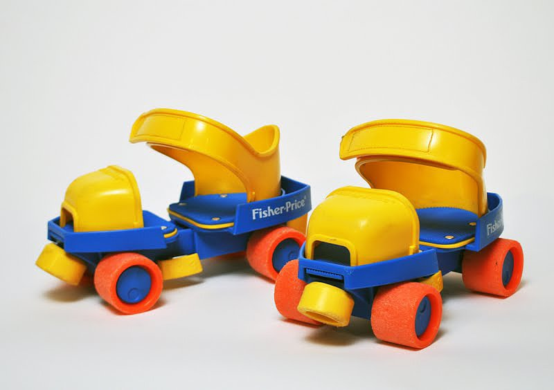 Fisher-Price Roller Skates