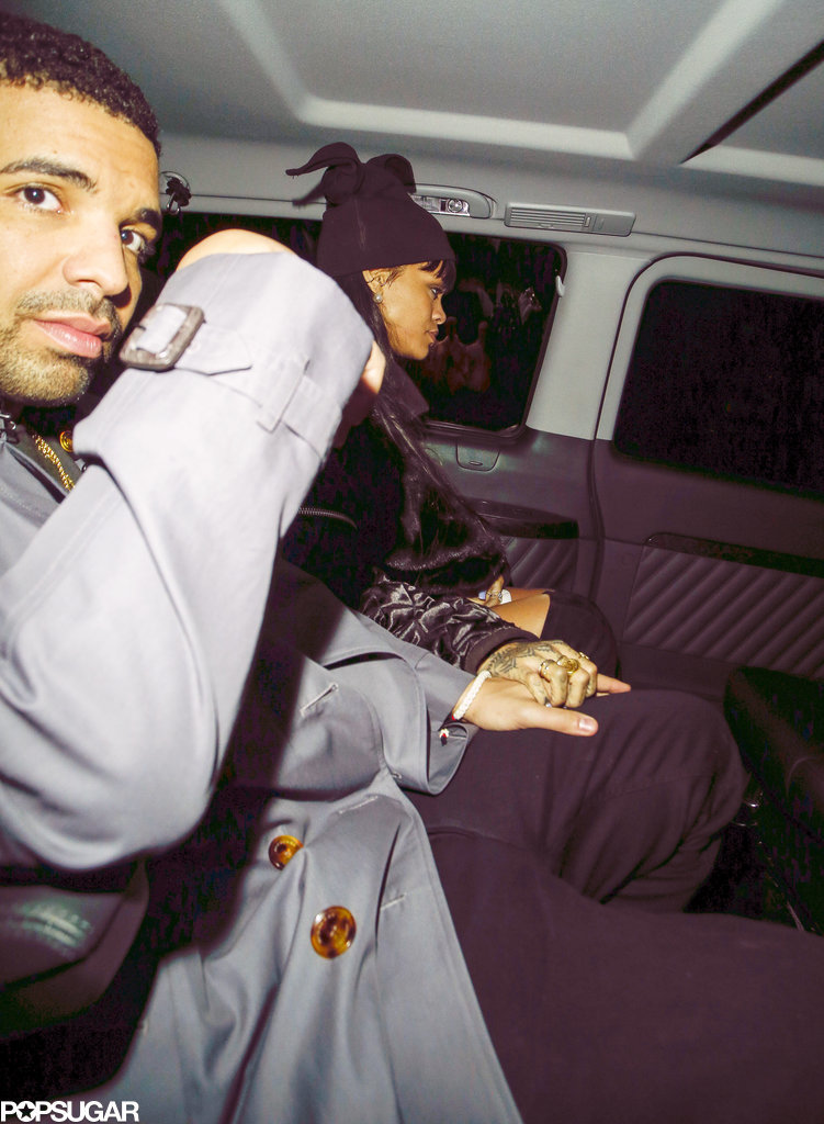 Does This Picture Confirm Drake and Rihanna's Dating Status?