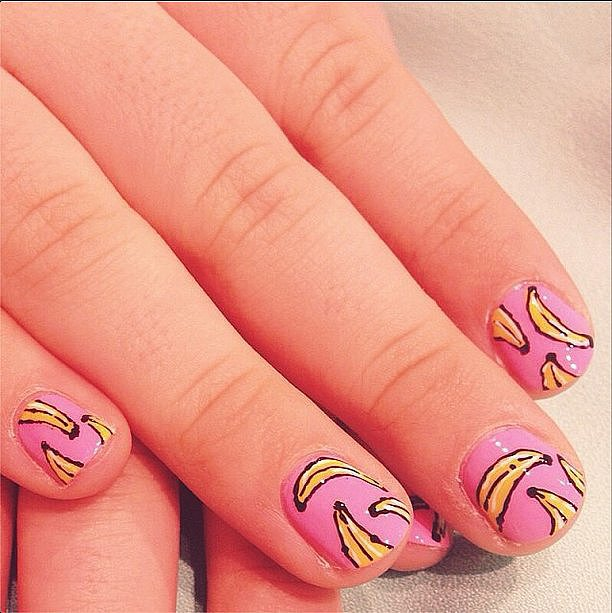 Spring Manicures on Instagram
