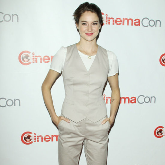 Shailene Woodley Casual Red Carpet Style