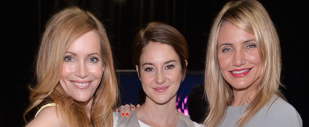 This Week's Most Beautiful: From Cameron Diaz, Shailene Woodley, Leslie Mann and More