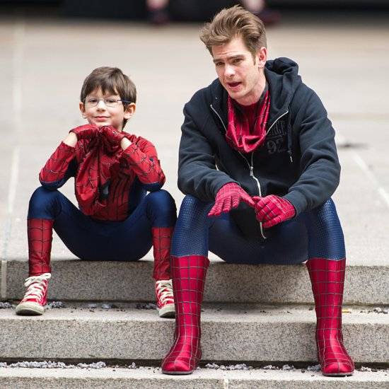 Andrew Garfield's Cutest Pictures With Kids