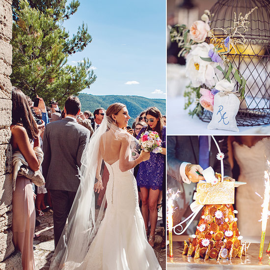 Annie and Rémi's Charming Provence Wedding