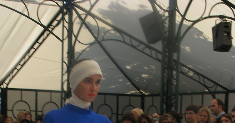 London Fashion Week: Osman Yousefzada Spring 2009
