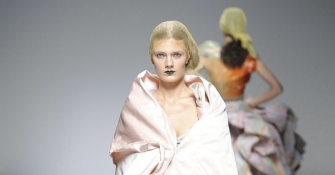 Paris Fashion Week: Vivienne Westwood Spring 2009