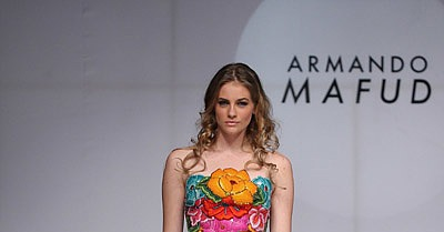 Mexico Fashion Week: Armando Mafud Spring 2009