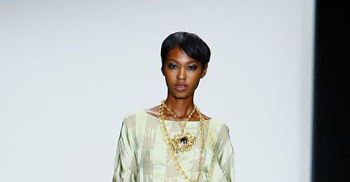 Los Angeles Fashion Week: Kevan Hall Spring 2009