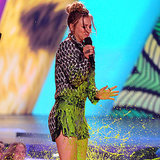 Celebrities At 2014 Nickelodeon Kids' Choice Awards