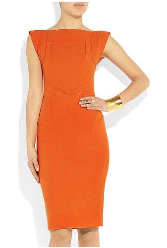 Solid Color Bodycon Dress
