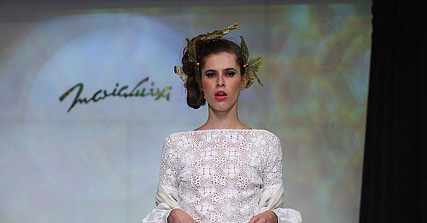 Mexico Fashion Week: Maria Luisa De Chavez Spring 2009