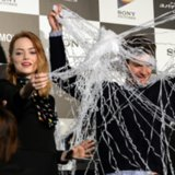 Andrew Garfield and Emma Stone Promote Spider-Man 2 in Japan