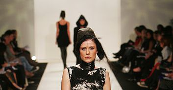Air New Zealand Fashion Week 2008: Verge Breakthrough