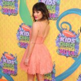 Best Dressed Lea Michele Kids' Choice Awards 2014 | Video